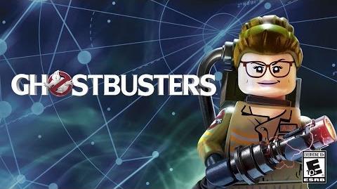 LEGO Dimensions Abby Yates Spotlight