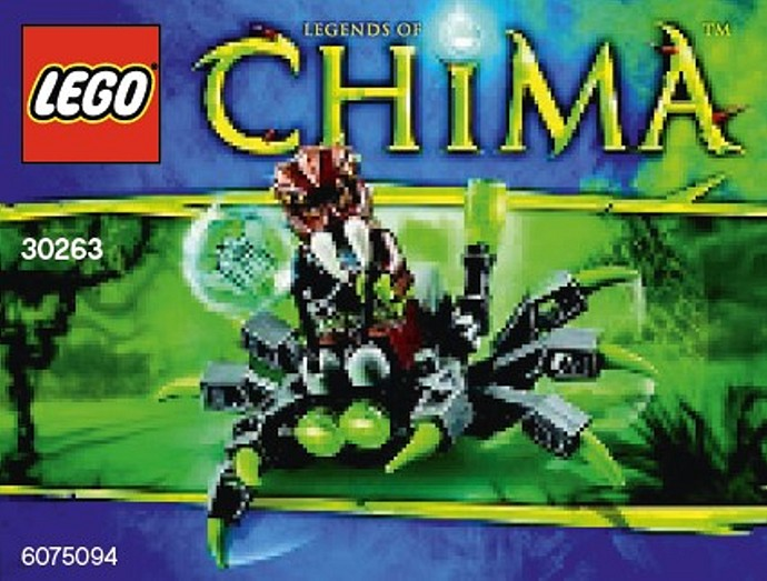 30263 Spider Crawler