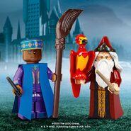 71028 Minifigures Série 2 Harry Potter 8