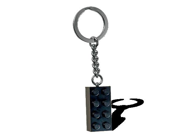 852098 Porte-clés Brique noire