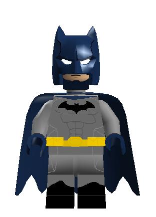 Batman (PatrickSt789's SuperHeroes)