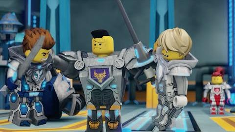 LEGO® NEXO KNIGHTS™ - Episodio 2 Il Libro dei Mostri, Seconda parte (IT)