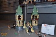 LEGO Harry Potter 2011 Battle for Hogwarts