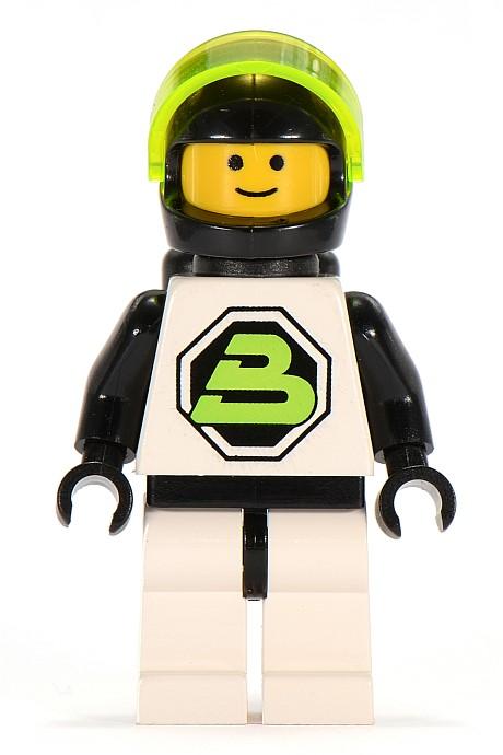 Blacktron Future Generation Astronaut