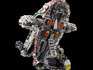 75312 Le vaisseau de Boba Fett 6