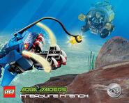 Aqua raiders wallpaper2