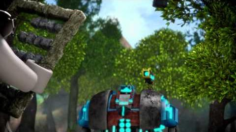 LEGO Chima - The Rumble in the Jungle