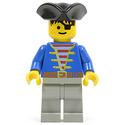 Pirate tricorne 1-6285