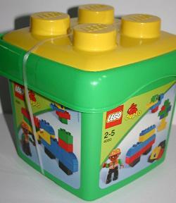 4080 DUPLO Brick Bucket
