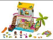 41428 La maison sur la plage