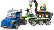 4635 Set de construction Véhicules 4