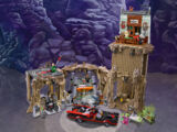 76052 Série TV classique Batman - La Batcave