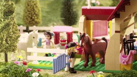 LEGO® Friends Heartlake Stables