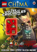 Legends of Chima Wolves and Crocodiles