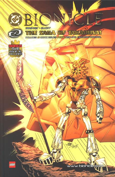 BIONICLE: The Saga of Takanuva!