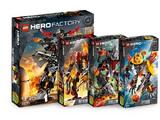 2856227 Hero Factory Fire Villains Collection
