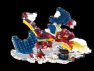 31102 Le dragon de feu 2