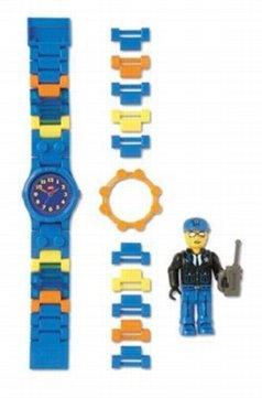 4250346 4 Juniors Police Watch Set