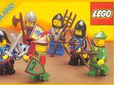 6103 Castle Mini-Figures