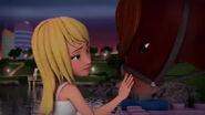 Film Friends2 Stéphanie et cheval