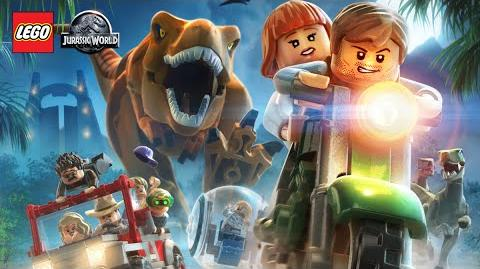 LEGO Jurassic World Game - Official Trailer