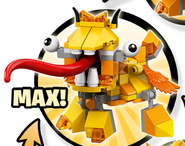 Lixers Max from the instructions