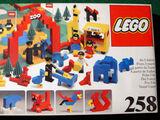 258 Zoo with Baseboard