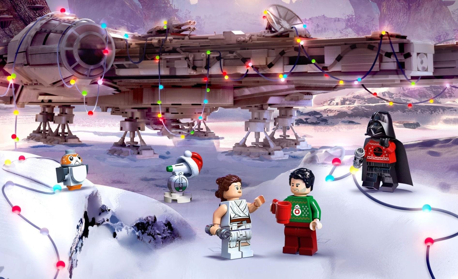75279 Le calendrier de l'Avent Star Wars | Wiki LEGO | Fandom