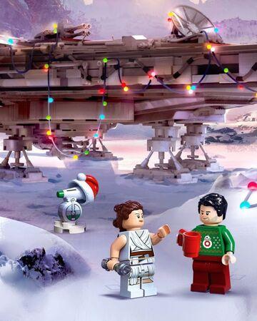 75279 Le Calendrier De L Avent Star Wars Wiki Lego Fandom