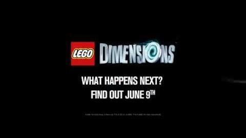 LEGO Dimensions Teaser Four