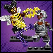 71026 Minifigures Série DC Super Heroes 9