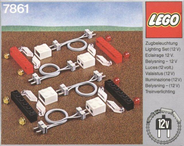 7861 Lighting Set Electric 12V