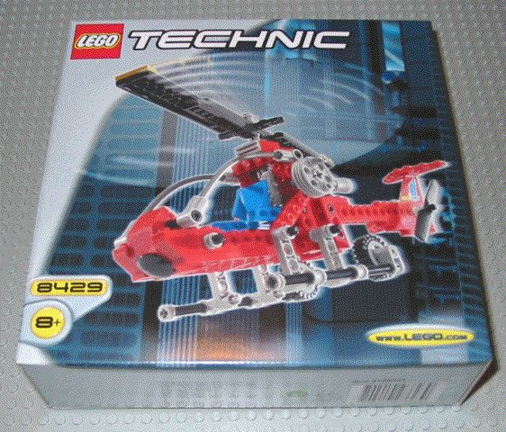 8429 Helicopter