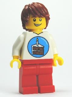 Birthday Minifigure