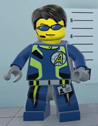 Lego Worlds Chase