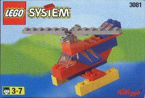3081 Promotional Set: Helicopter
