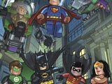 LEGO Batman 2: DC Super Heroes Comic Book