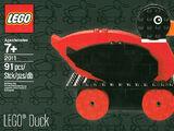 2011 LEGO Duck