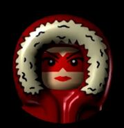 Freeze Girl red varient icon