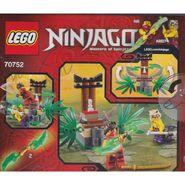 Jungle Trap box back