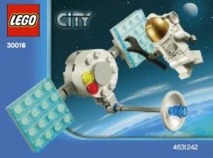 30016 Space Satellite