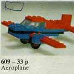 609 Aeroplane