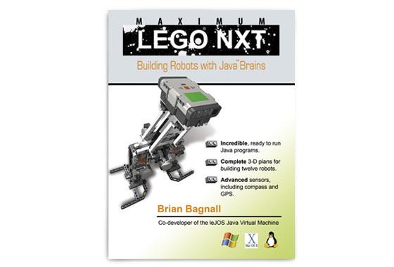 B915 Maximum LEGO NXT: Building Robots with Java Brains
