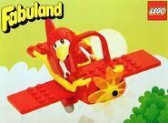 Sandy Seagull's Airplane