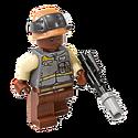 Soldat rebelle-75153