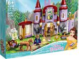 43196 Belle and the Beast's Castle