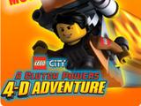 LEGO City A Clutch Powers 4-D Adventure
