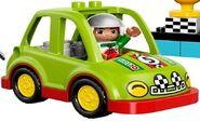 DUPLO Rally Car