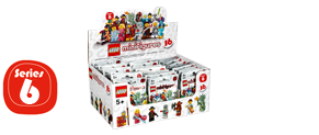 4648586 Minifigures Series 6