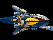 76019 Le combat du Starblaster 2